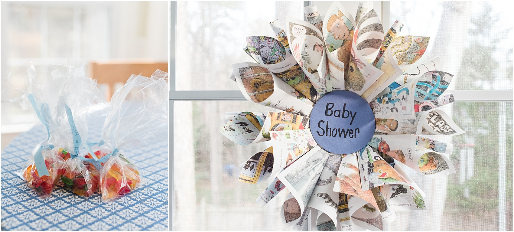 A Children\'s Book Inspired Baby Shower » Allison Shumate Photography